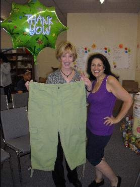 Betty Forsmen My Weight Watcher Leader