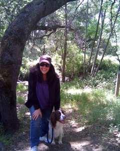 Walk N Hike on Old Oak Ave Folsom with my boy